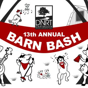 2018 Barn Bash Invitation