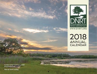 DNRT 2018 Calendar