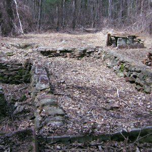 Destruction Brook Woods Russell Farmstead