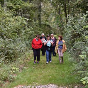 Women's Walk at Smith Farm