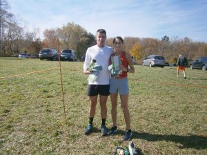 2017 Trail Race Winners
