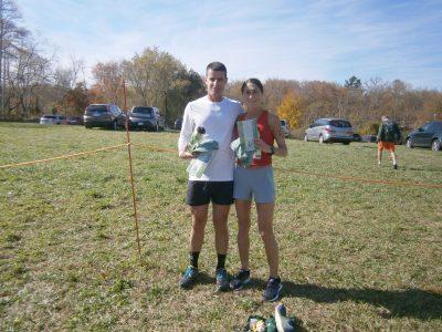 2017 Trail Race Winners