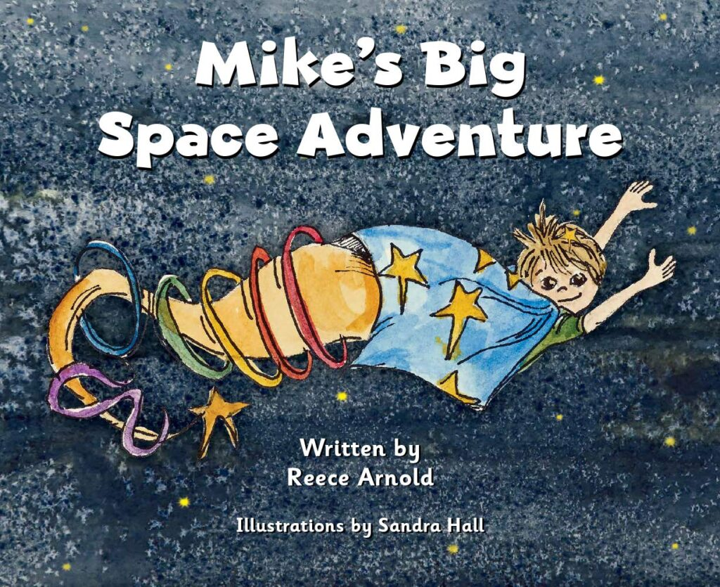 Mike's Big Space Adventure