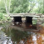 Old Kings Bridge at Paskamansett Woods